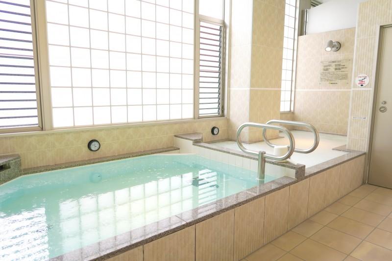 清水湯 浴場2(東京銭湯より)