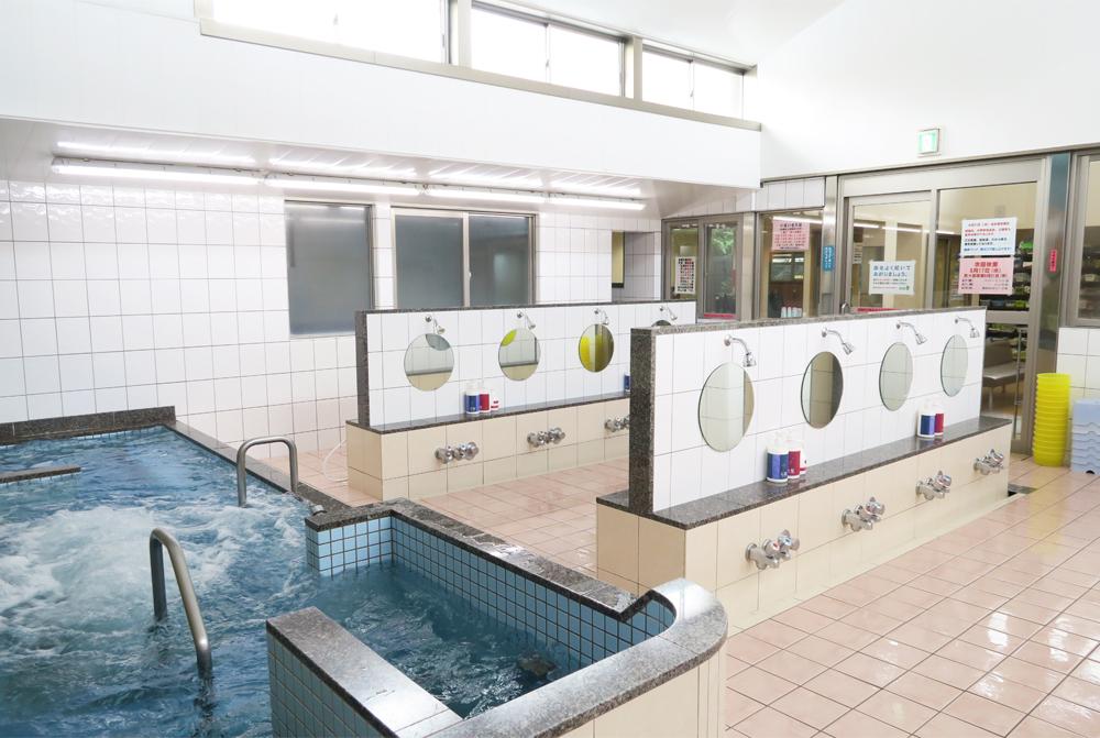 一の湯 浴室2(TOKYO SENTOより)
