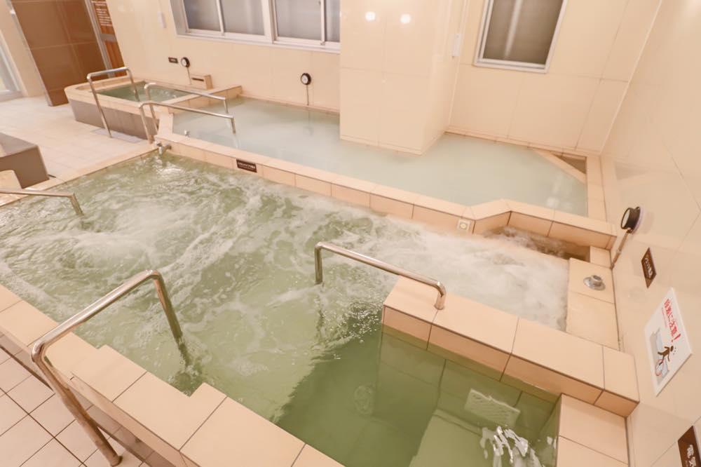 妙法湯 浴槽(東京銭湯マップより)
